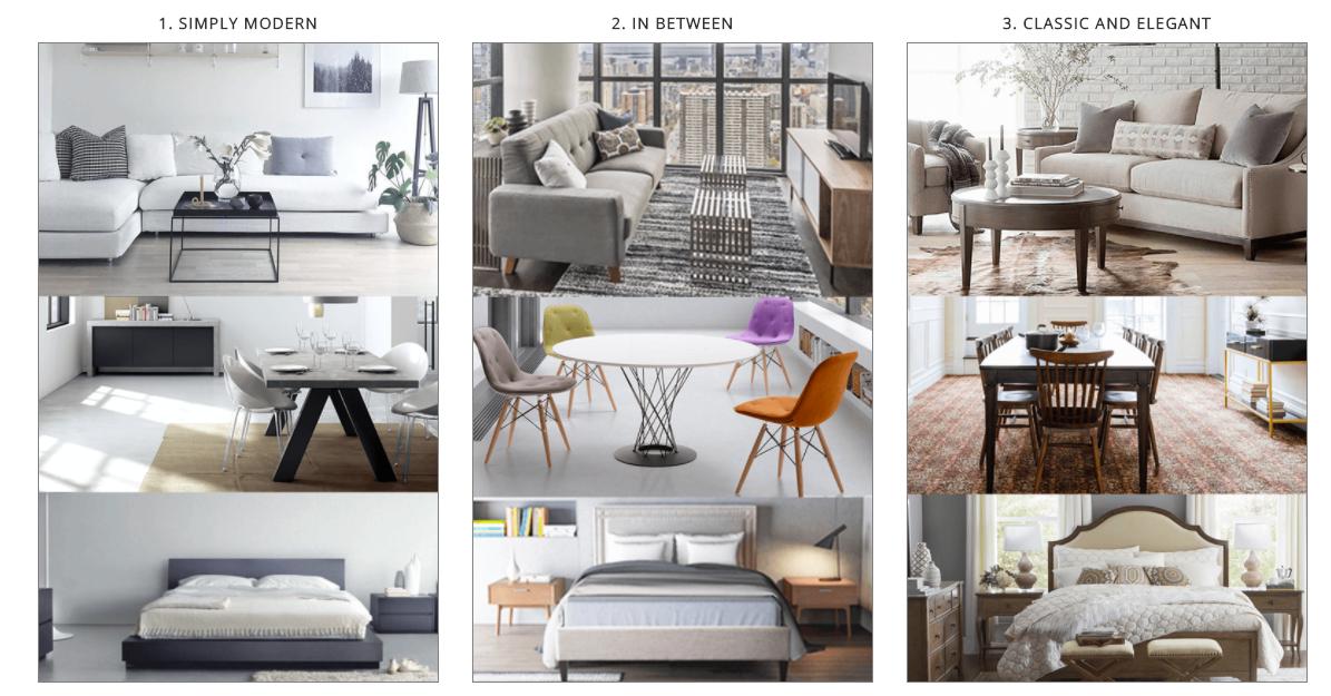 Startups de muebles