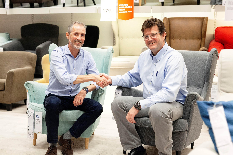 Ikea y Falabella acuerdan su expansión en Chile, Colombia y Perú